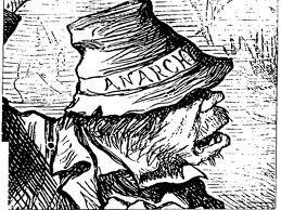 An anti-Irish caricature familiar to 19th century America.