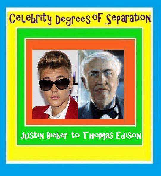 Justin Bieber to Thomas Edison
