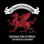 The LA St. David's Day event.