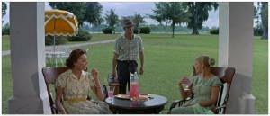 A still from the 1958 film Long, Hot Summer (makingniceinthemidwest.com).